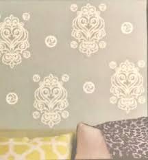 White Fleur De Lis Baby Nursery Home Wall Decor Decal Sticker Free Shipping Sale Ebay