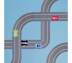 Racing Wall Decals Kids Room Wall Decals Wall Stickers Kids Kids Wall Decals
