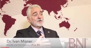 Dr. Misner's Professional Blog - Dr. Ivan Misner®