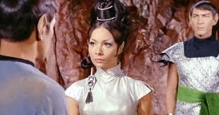 Muere la actriz Arlene Martel, 'novia' del señor Spock en 'Star Trek'