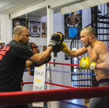 Boxing news: Chris Eubank Jr trains with Roy Jones Jr in Florida ...