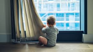 Window Cord Blinds Are Dangerous For Babies Toddlers Study Finds