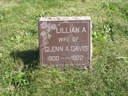 Lillian Ada Davis Davis (1900-1922) - Find A Grave Memorial
