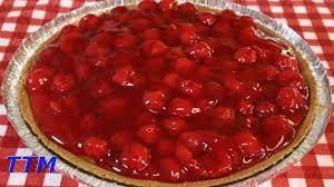 easy cherry cheesecake recipe using a