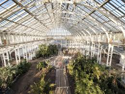 amazing indoor gardens and green spaces