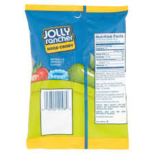 jolly rancher fruit n sour hard candy