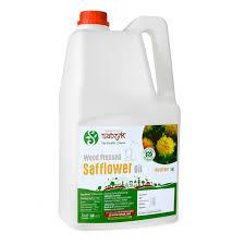 safflower oil kardai 5 ltr oil