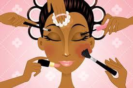 makeup colours for black skin