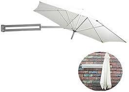 patio umbrella with aluminium pole