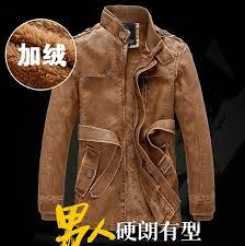 2016 new vintage motorcycle jacket men