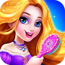 hair salon princess makeup for