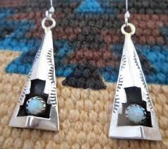 925 SILVER OPAL HOOK DANGLE EARRINGS BY FELIX PERRY-KJERN316ZF -  Kathymac-Jewelry