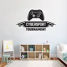 Gamer Wall Decal Eat Sleep Game Wall Decal Controller Video Etsy Wall Decals Vinyl Wall Art Bedroom Vinyl Wall Art Decals