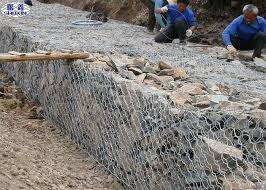 60 80 gabion wall cages wire cage