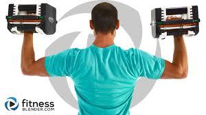 all strength upper body workout upper