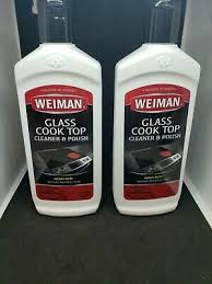 weiman glass cook top heavy duty