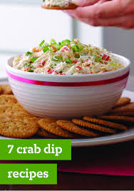 Crab Dip Recipes - Hot and Cold