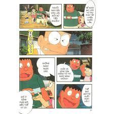 Sách - Doraemon Tranh Truyện Màu - Nobita Vũ Trụ Phiêu Lưu Kí ...
