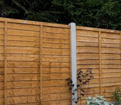 Forest Trade Lap 6 X 6 Ft Fence Panel Wooden Fence Panels Wooden Fence Fence Panels