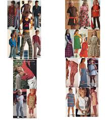 1970 s kids and clothes from the