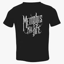 memphis may fire toddler t shirt