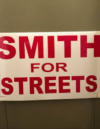 Fay Smith for streets and public improvement - Home | Facebook