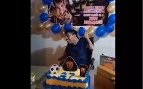 Martin Cumpleano Invitan A Cu A Aficionado Que Celebro