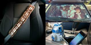 10 Must Have Star Wars Car Accessories Shut Up And Take My Money