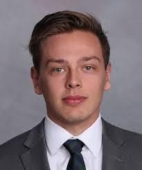 Kyle Johnson - 2020-21 - Men's Ice Hockey - Yale University