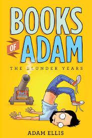 Books of Adam: The Blunder Years: Amazon.co.uk: Ellis, Adam: 9781455516988:  Books