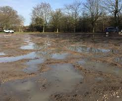 Eradicating potholes and water pooling in car park | Corden Group ...