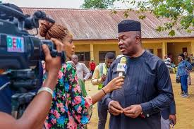 Akpabio assures on the development of Niger Delta - NewsNow Nigeria