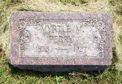 Myrtle M Boyd Perry (1895-1927) - Find A Grave Memorial