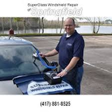 superglass windshield repair of