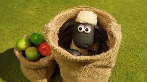 Image result for shaun the sheep relaxing
