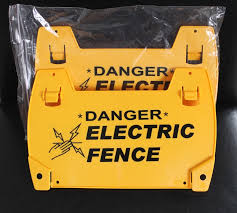 Custom Made Languages Pp Material Electric Fence Warning Sign Danger Warning Boards Buy Warning Sign Warning Sign Boards Warning Sign For Electric Fence Product On Alibaba Com