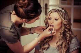 the road to being a makeup artist