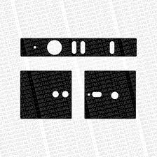 Beats By Dre Pill Version 2 Skin Cut Template Templates Etsy