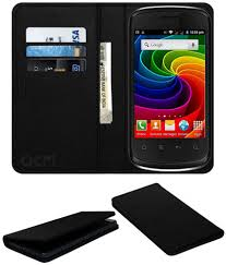 Micromax Bolt A27 Flip Cover by ACM ...