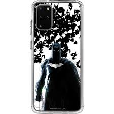 Batman And Bats Galaxy S20 Plus Clear Case Dc Comics