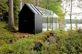 greenhouse shed by linda bergroth and