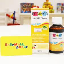Vitamin Pediakid cho trẻ biếng ăn