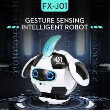 Bafada KUBO Robot trò chuyện, hát, nhảy múa, chạy, Robot thông minh điều  khiển từ xa RC Robot nói đồ chơi Robot cảm biến cử chỉ Đồ chơi giáo dục  robot, Đồ