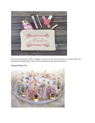 unique gifts for beautiful bridesmaids