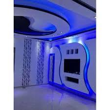 ceramic false ceiling led strip light