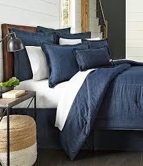 cremieux cotton denim comforter dillard s