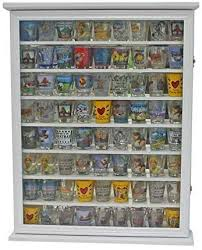 glass display case cabinet rack holder