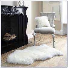 sheepskin rug ikea rugs home design