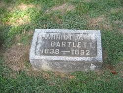 Harriet Adeline Jacobs Bartlett (1838-1892) - Find A Grave Memorial