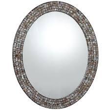 quoizel sage shell mosaic 24 x 30